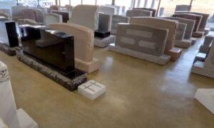 Памятники из мрамора Тюмени