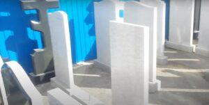 заказ памятников из мрамора в Тюмени